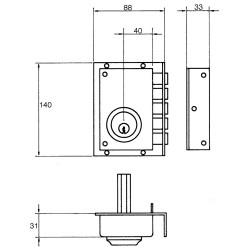 Arnes Anticaidas Kit Seguridad Nº 2 (7 piezas) EN361