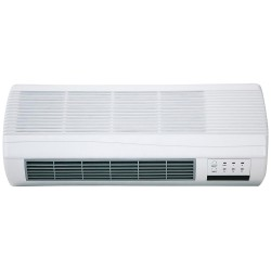 Termoconvector Split De Pared 1000 / 2000w