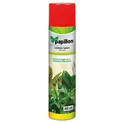Abrillantador Plantas 2 Acciones Papillon 400 ml.