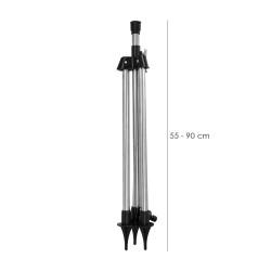 Lamina Adhesiva Mini Flores 45 cm. x 20 metros