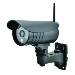 Camara Vigilancia Wifi Exterior Dia/noche