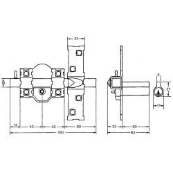 Guante Nitrilo/nylon Glovex  6 Foam (Par)