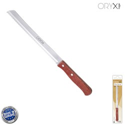 Cuchillo Montana Panero Hoja Acero Inoxidable 18 cm. Mango Madera