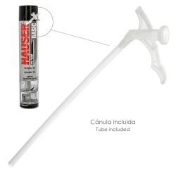 Grapa Metalica 1 Pata       8 mm. Wolfpack