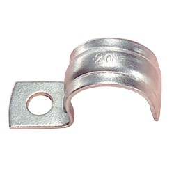 Grapa Metalica 1 Pata      14 mm. Wolfpack