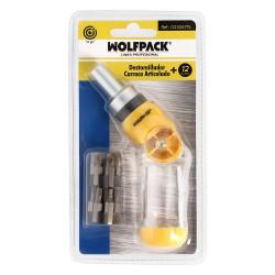 Taco Multiacción+Tornillo MU  6x35 mm. (15 Piezas)
