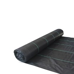 Malla Antihierbas (Rollo 1,0x100 Metros) 110 gr/m2