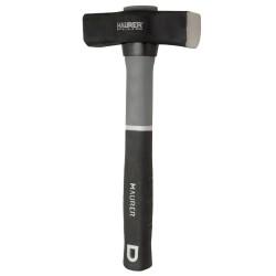 "Guante Nitrilo/Nylon Glovex  8"" (Par)"