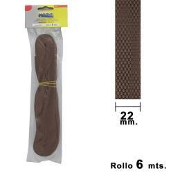 Grapa Metalica 1 Pata      15 mm. Wolfpack