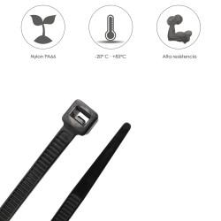 Cascabel Niquelado  13 mm.  (Bolsa 100 Unidades)