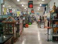 Fotografía de la planta baja de tienda Chambalo